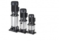 EM 3 Vertical Close Coupled Multistage Pump E-tech Franklin Electric