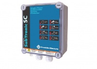 SubTronicSC Single Phase Motor Protection Franklin Electric E-tech