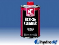 HCR-36 Cleaner Highly Chemically Resistant PVC Cleaner