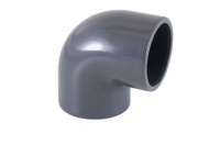 90º Elbow Metric Solvent Cement/Female BSP