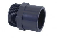 Adapters 3 Diameters - MFM Male BSP/Female or Male Solvent Cement