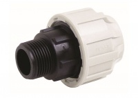 MDPE Male Adapter