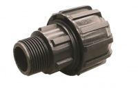 MDPE - Universal Transition Male Adapters