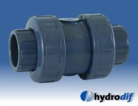 PVC Check Valves (Metric)