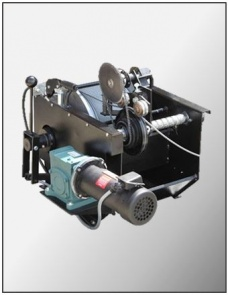 Model 25 CAM Power Winch
