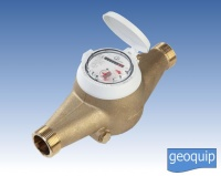 Multi-jet Turbine Water Meter Type MST