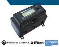 SubMonitor 3-Phase Motor Protection Franklin Electric E-tech